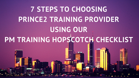 need PM training Hopscotch Checklist 7 steps to actionable benefits