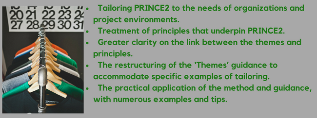 top PM method 2017 PRINCE2 Update