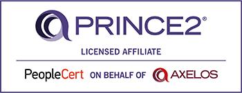 PRINCE2 Licensed Affiliate logo